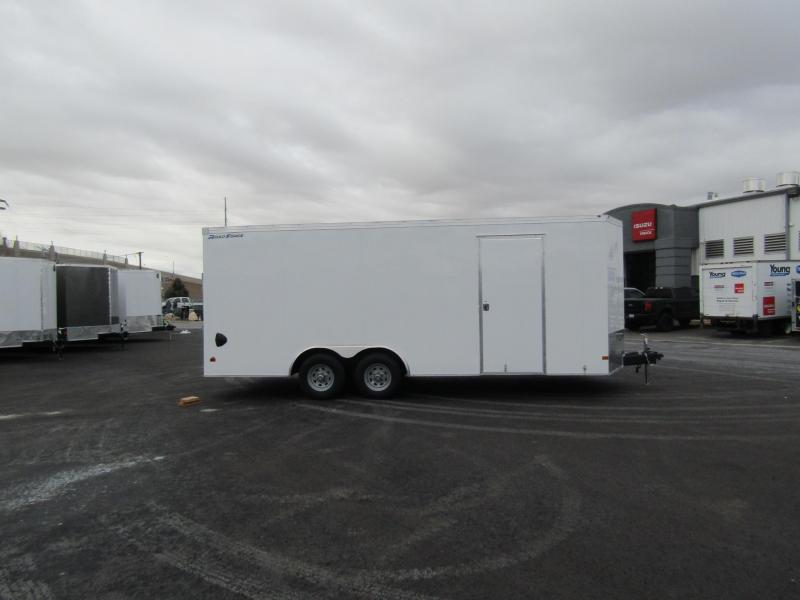 2021 Wells Cargo 20' Enclosed Trailer
