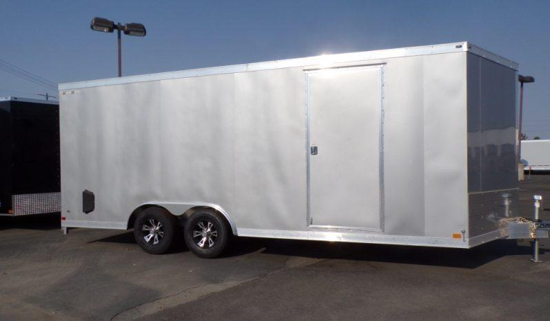 2020 Wells Cargo 20' Aluminum Enclosed Enclosed Cargo Trailer