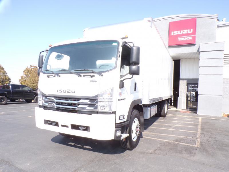 2020 Isuzu FTR Truck