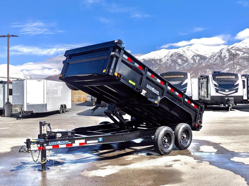 2021 Load Trail 14' Dump Trailer