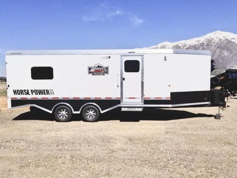 2021 Logan Coach 29' Multi- Sport Snowmobile Trailer