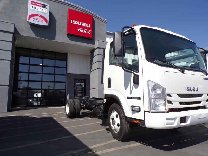 2020 Isuzu NPR-GAS Truck