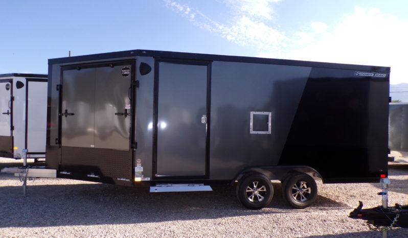 2021 Wells Cargo MULTI-SPORT Snowmobile Trailer