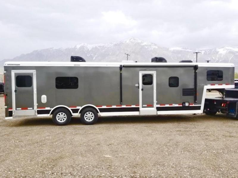 2021 Logan Coach Enclosed Toy Hauler RV