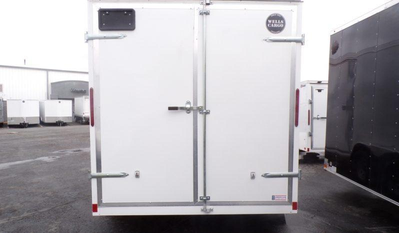 2020 Wells Cargo 14′ Enclosed Trailer