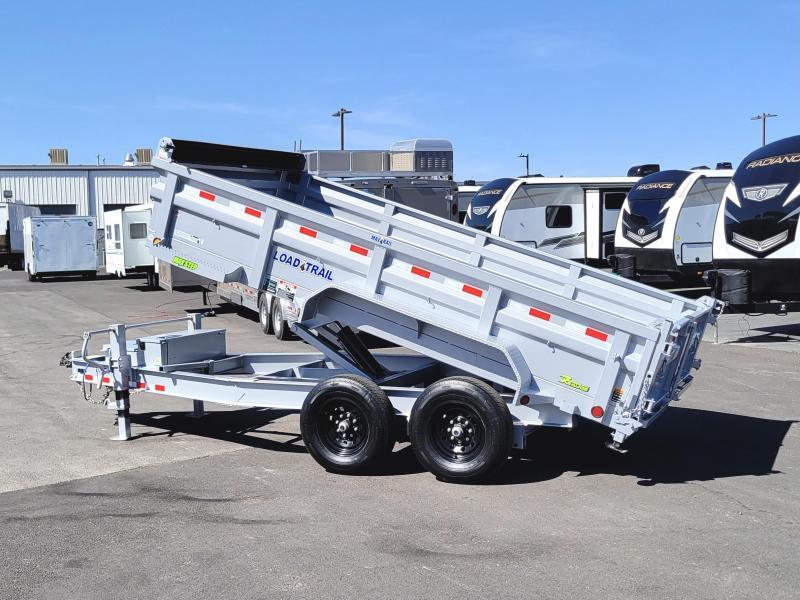 2021 Load Trail 14'  Dump Trailer On Special