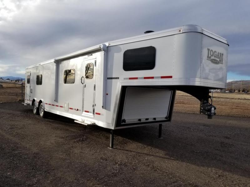 2020 Logan Coach Snowmobile Trailer On Special