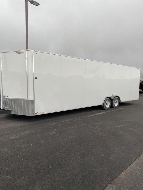 2021 H & H 28' Enclosed  Trailer