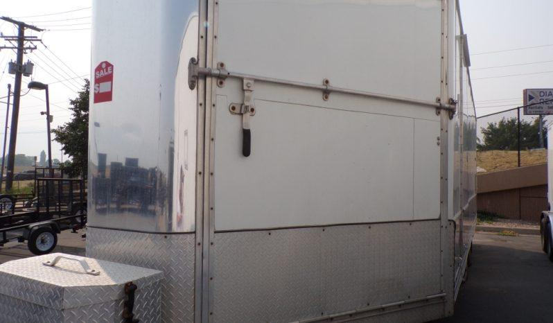 2008 Wells Cargo Funwagon Enclosed Trailer Enclosed Cargo Trailer