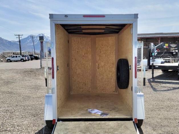 2021 Wells Cargo 8' Enclosed Trailer