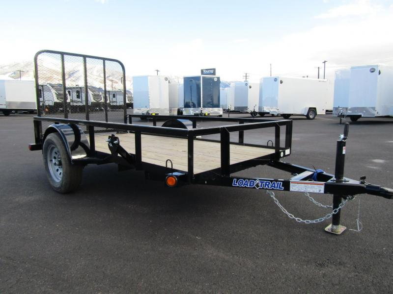 2021 Load Trail 10' Flatbed ATV Trailer