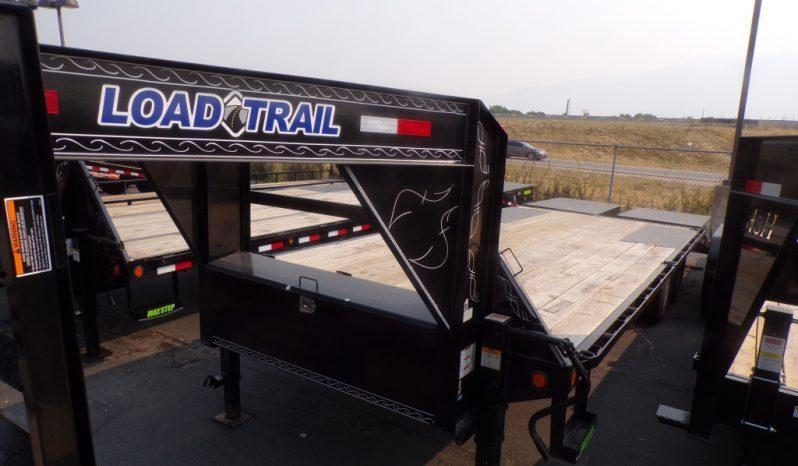 2019 Load Trail 24' Gooseneck Flatbed Trailer