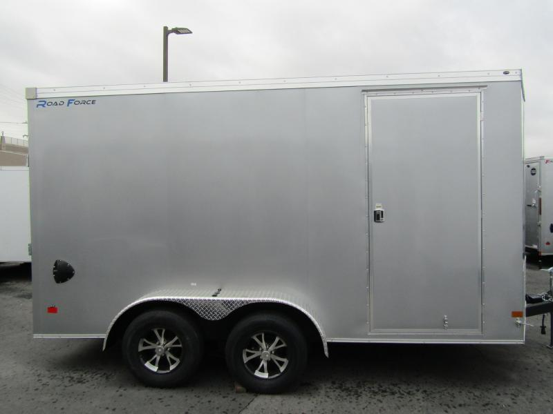2021 Wells Cargo 14' Enclosed Cargo Trailer