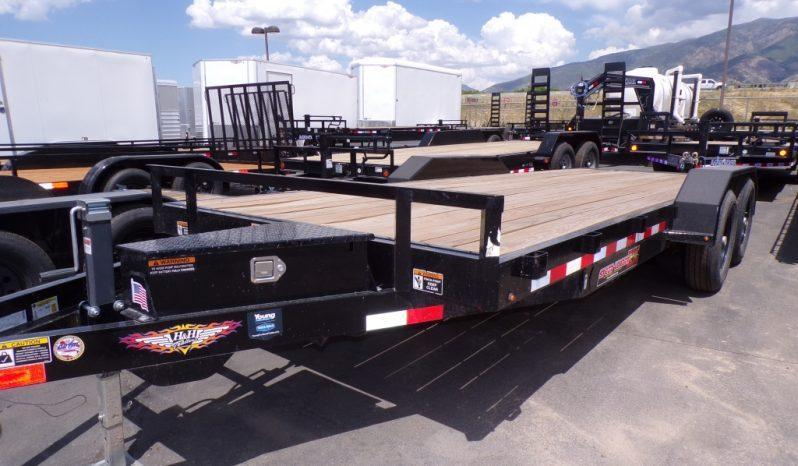 2020 H and H Trailer 20' Flatbed Trailer