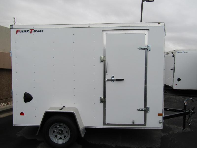 2021 Wells Cargo 10' Enclosed Trailer