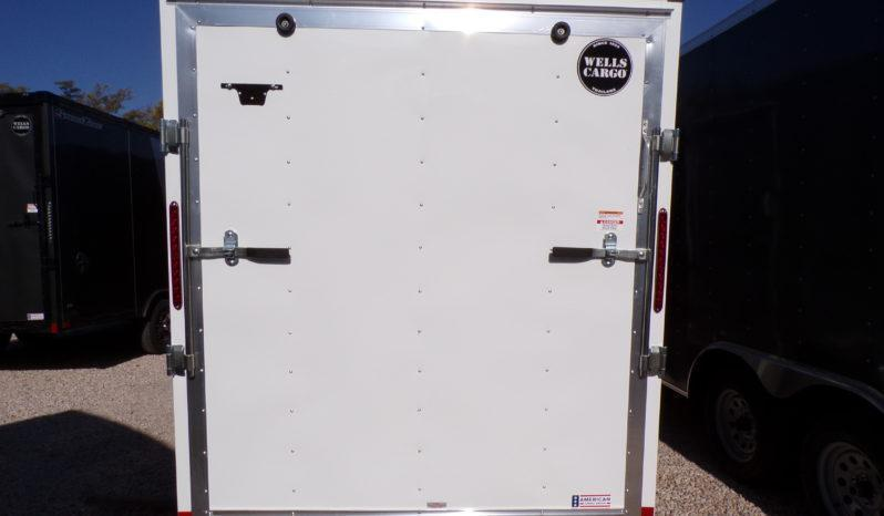 2021 Wells Cargo Enclosed Trailer