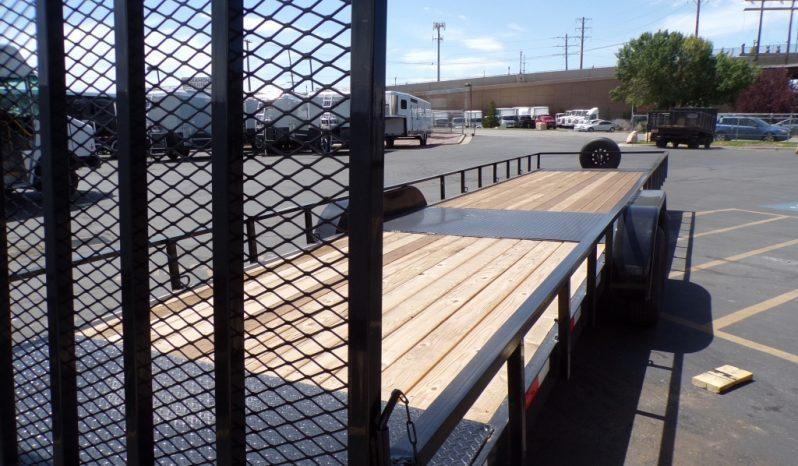 2020 Young 30' Flatbed Trailer ON SALE!!!