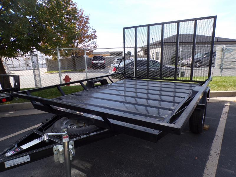 2021 Echo 9' Flatbed ATV Trailer ON SPECIAL
