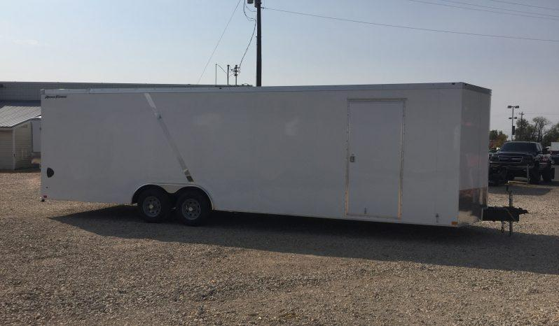 2021 Wells Cargo 28' Enclosed Cargo Trailer