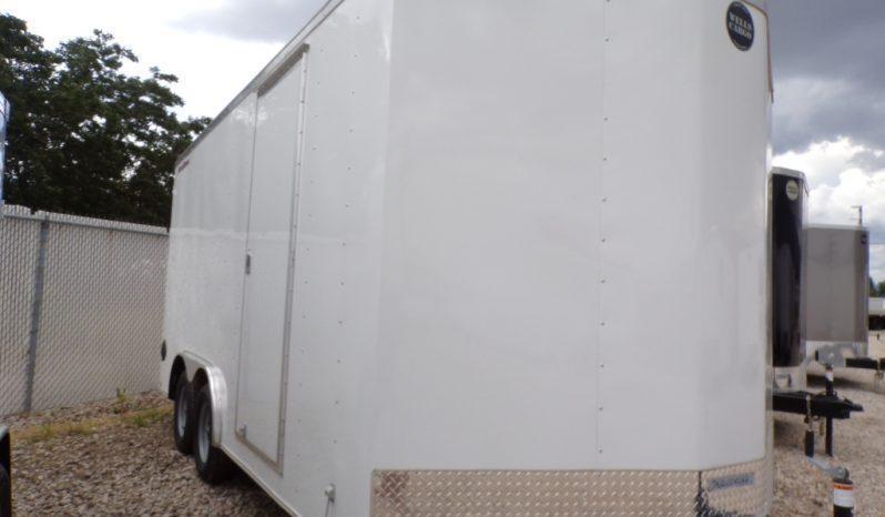 2020 Wells Cargo 16' Enclosed ATV/UTV Trailer