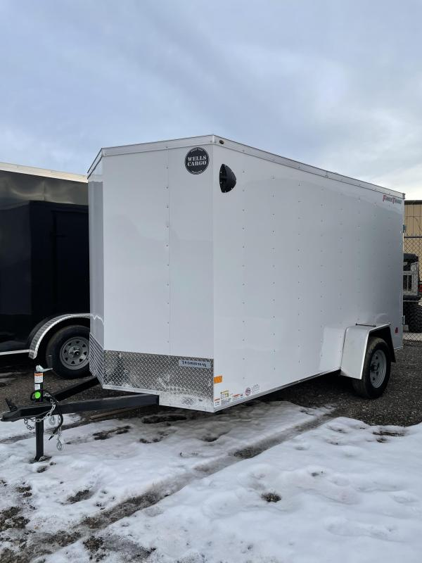 2021 Wells Cargo 12pm Enclosed Trailer