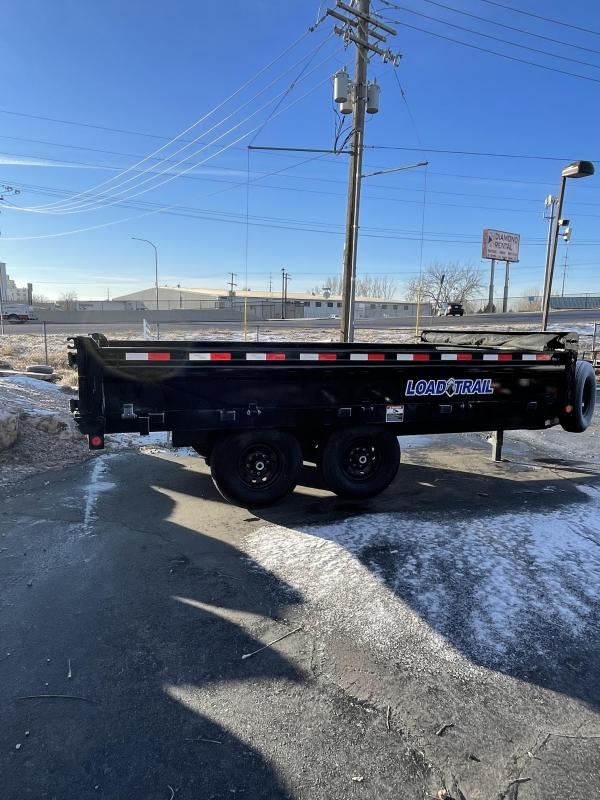 2019 Load Trail Dump Trailer