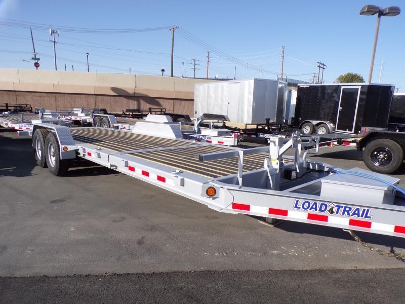 2021 Load Trail 22' Flatbed Trailer On Special