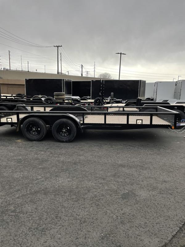 2021 Load Trail 18' ATV Trailer
