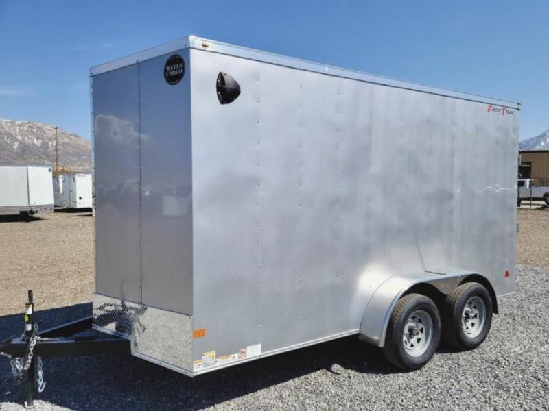 2021 Wells Cargo 14' Enclosed Trailer