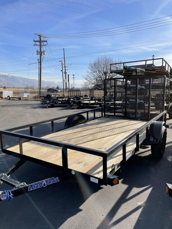 2021 Load Trail Flatbed Trailer