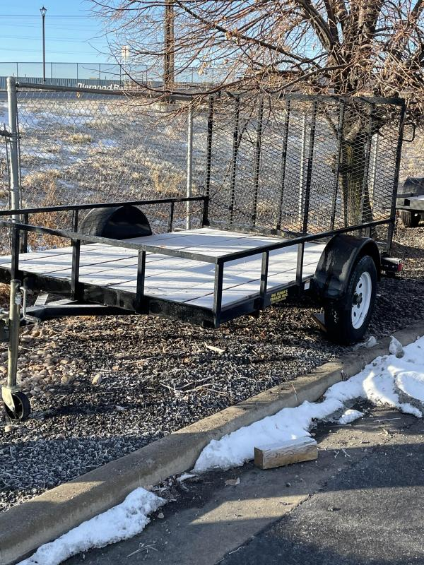 2016 Big Bubba Flatbed Trailer