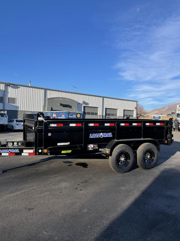 2021 Load Trail  14' Dump Trailer