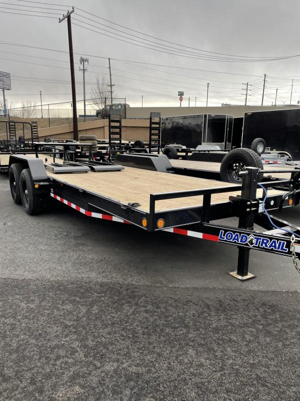 2021 Load Trail 20' Flatbed Trailer