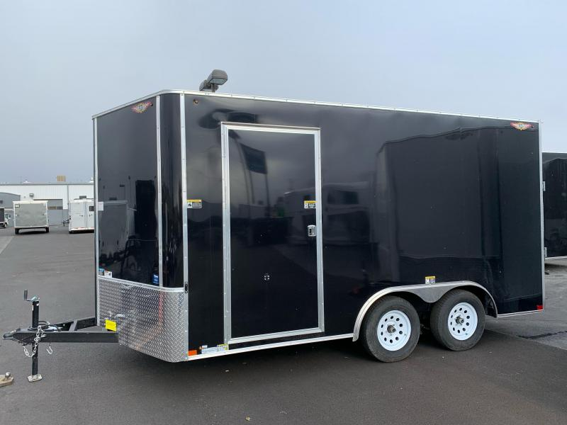 2021 H and H Trailer Enclosed Enclosed Cargo Trailer