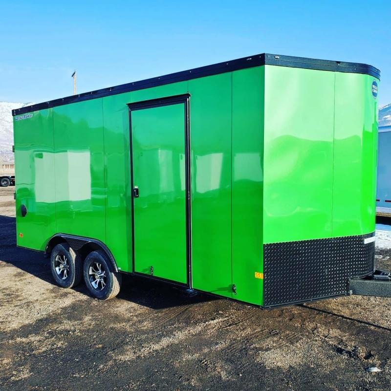 2021 Wells Cargo RFV8516 Enclosed Cargo Trailer