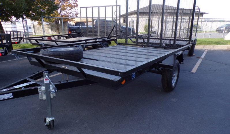 2021 ECHO 9' FLATBED TRAILER