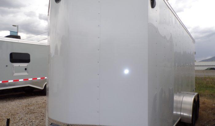 2020 Wells Cargo 16' Enclosed Trailer