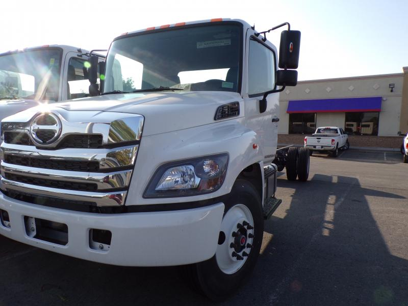 2021 Hino L-Series Truck