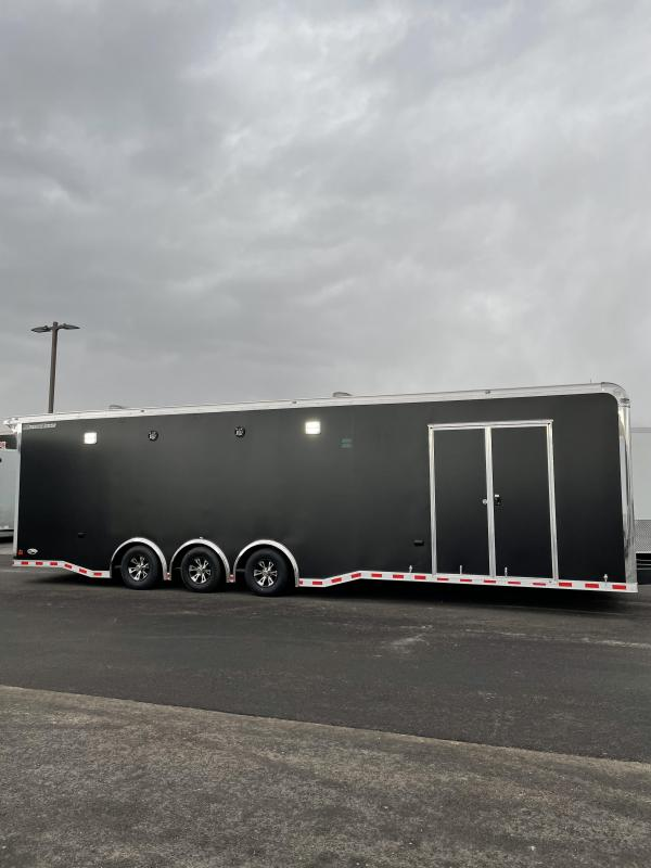 2021 Wells Cargo 32' Enclosed Car / Racing Trailer