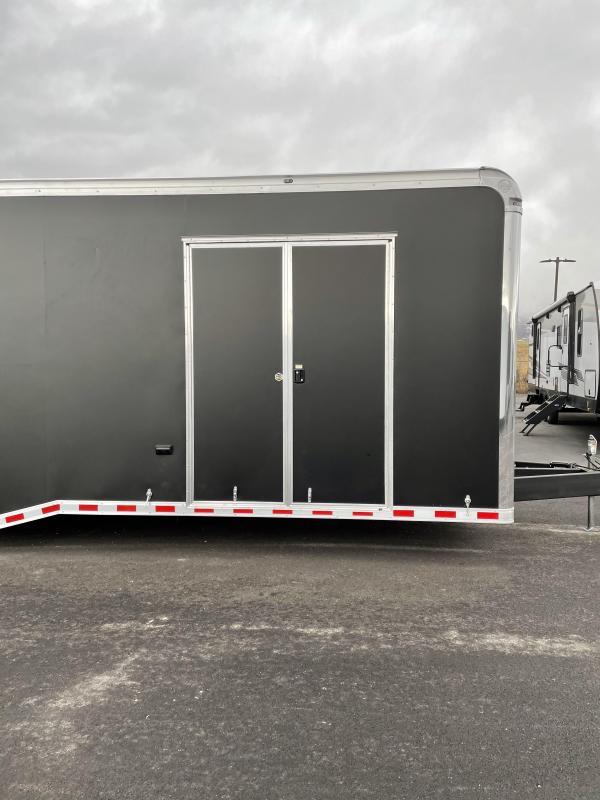 2021 Wells Cargo 32' Enclosed Car / Racing Trailer