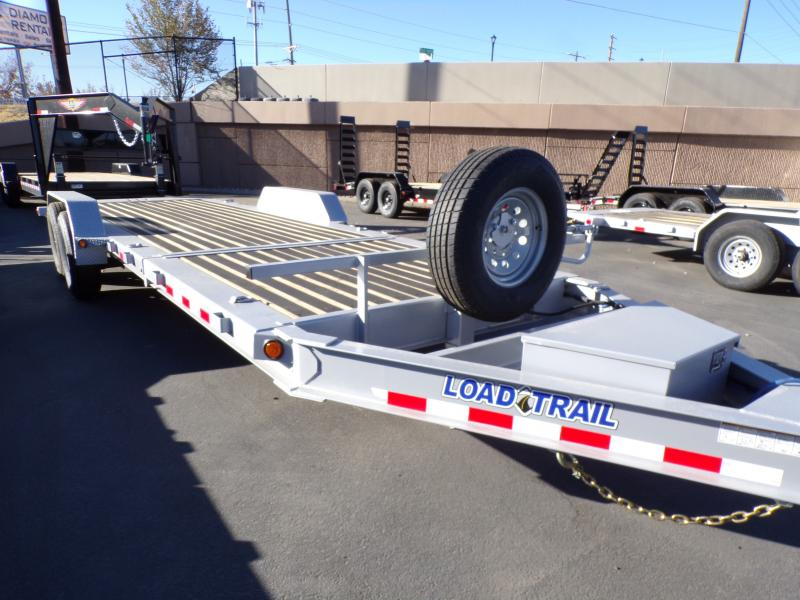 2021 Load Trail 22' Flatbed Trailer