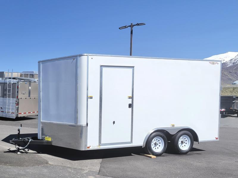 2021 H & H 14' Enclosed Trailer