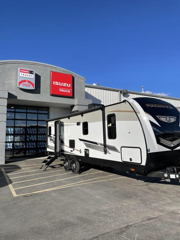 2021 Cruiser 25' RV Travel Trailer