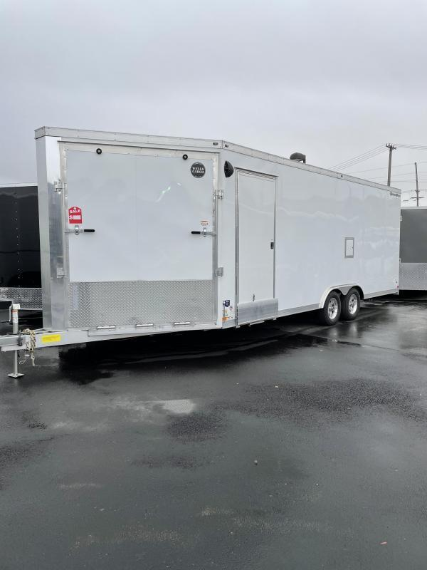 2020 Wells Cargo 28'  Snowmobile Trailer ON SPECIAL