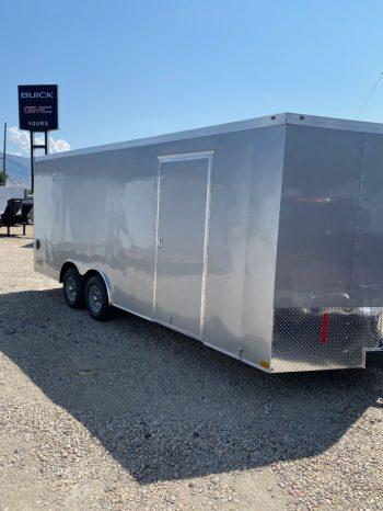 2021 Wells Cargo 20′ Enclosed Trailer
