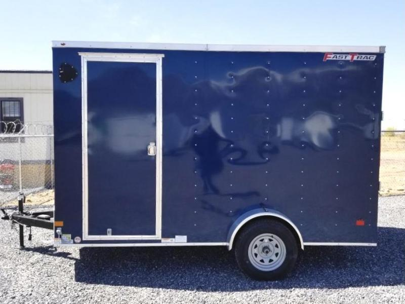 2021 Wells Cargo 12' Deluxe Enclosed Cargo Trailer