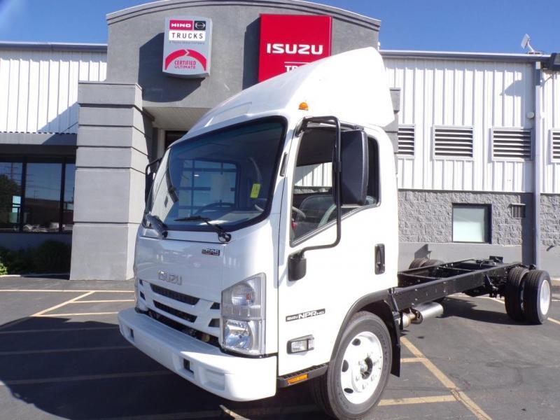 2020 Isuzu NPR-HD Truck