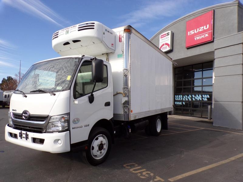 2018 Hino 195 Reefer Truck