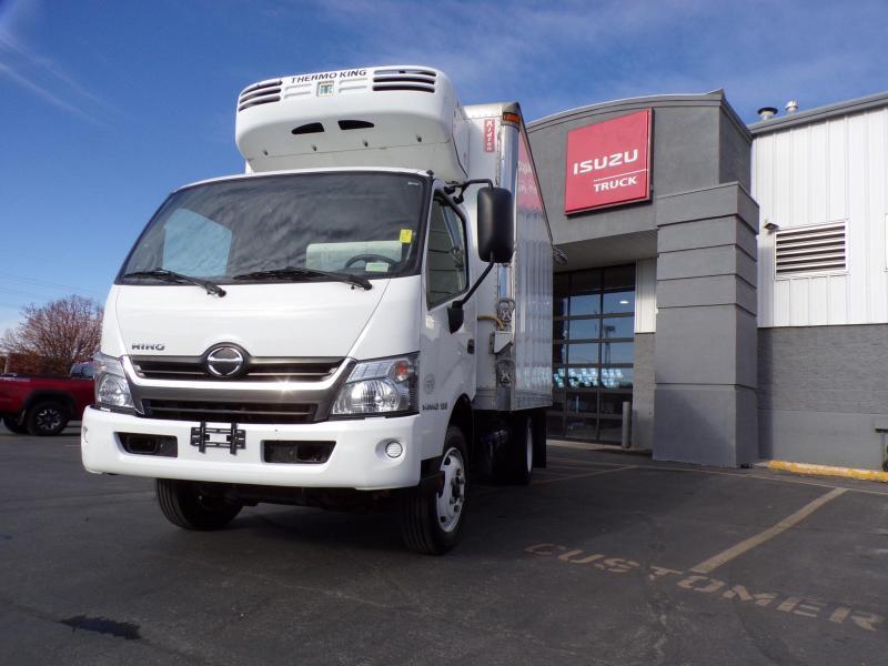 2018 Hino 195 Reefer Truck