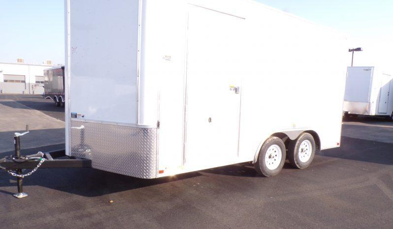 2021 H & H 14' Enclosed Utility Trailer